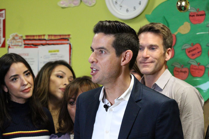 Photo by Brandon Macz: Beto Yarce has announced he has suspended his campaign for Seattle City Council District 3.