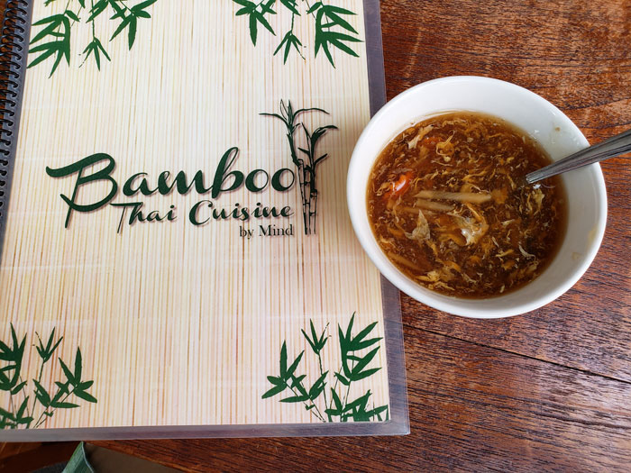 Bamboo Thai by Mind is at 1841 42nd Ave. E.